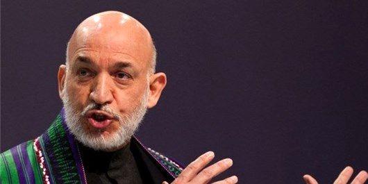 کرزای: در نظرنگرفتن نقش  روسیه و ایران  ازعوامل تشدید تروریسم در افغانستان است!