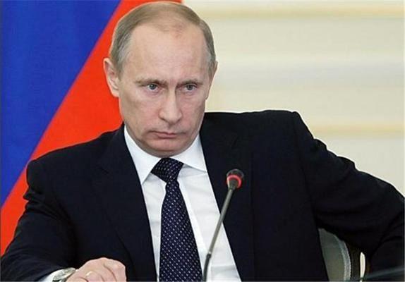 دیدار پوتین و نخست وزیر ارمنستان
