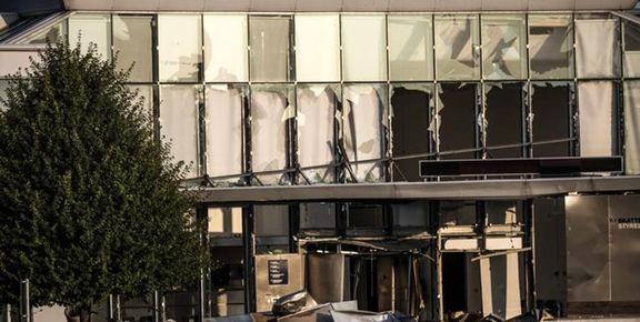 یکی از متهمان انفجار در دانمارک بازداشت شد