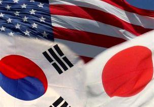 نشستی سه جانبه وزرای دفاع کره جنوبی، ژاپن و آمریکا درباره کره شمالی