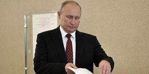پوتین خطاب به جانسون: گفتوگوی سازنده میان روسیه و انگلیس به نفع هر دو کشور است