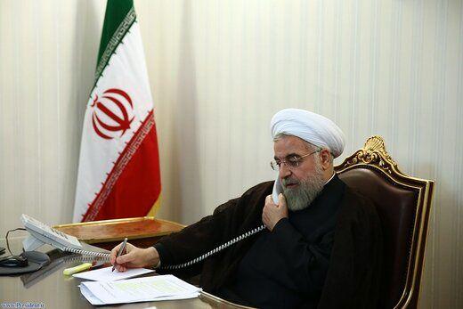 گفتگوی تلفنی  روحانی با نخست وزیر کانادا دربارع حادثه سقوط هواپیمای  اوکراین