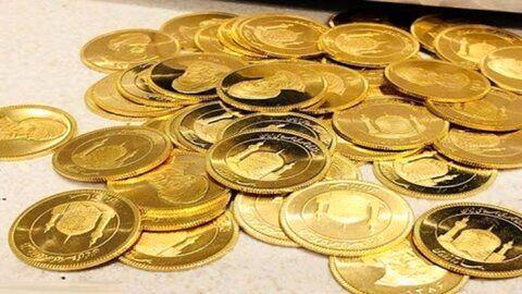 قیمت سکه ۱۶۰ هزار تومان کاهش یافت