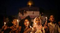 همزمان با کلیسای نوتردام مسجد الاقصی هم آتش گرفت / همزمانی آتش سوزی کلیسای نوتردام و مسجد الاقصی
