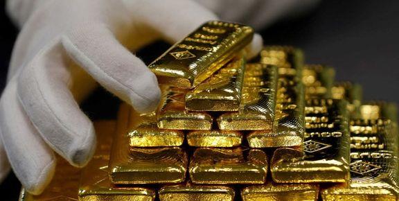 قیمت اونس طلا از 1800 دلار عبور کرد