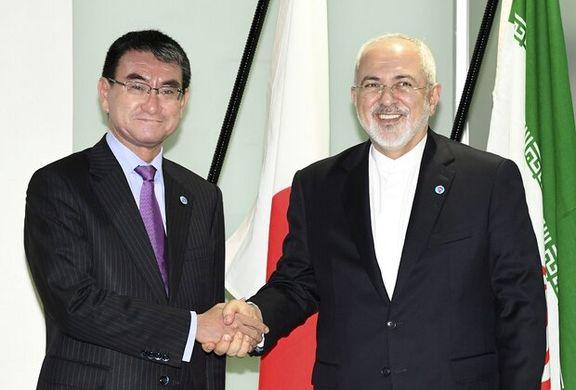 وزیر خارجه ژاپن به تهران سفر می کند