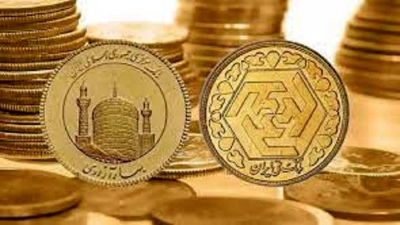 سکه ۱۱ میلیون و ۷۷۰ هزار تومان شد