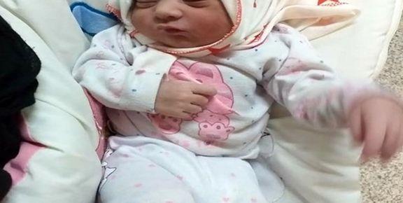 تولد یک نوزاد سالم در اوضاع بحرانی مسجدسلیمان