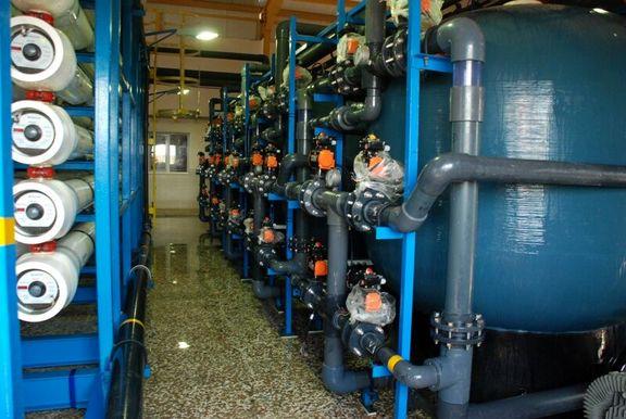 افزایش سرانه استان گلستان از شیرینسازی آب دریای خزر تا ۴۰ میلیون متر مکعب