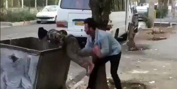 افرد آزار دهنده کودک زباله گرد در کرج بازاداشت شدند