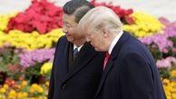 ترامپ با رئیس جمهور چین گفتوگو میکند
