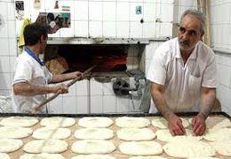 ابتکار یک نانوا به دلیل گرمای کم سابقه اهواز + فیلم