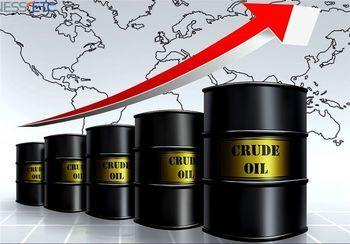 افزایش هفتگی قیمت جهانی نفت برنت