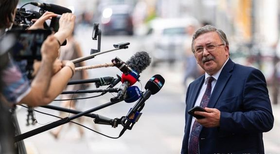 روسیه: مذاکرات احیای برجام باید از نقطهای که تا ۳۰ خرداد به آن رسیدیم از سرگرفته شود