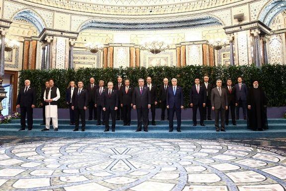 رویترز: استفاده ایران از سازمان شانگهای برای رویارویی با تحریمهای غرب