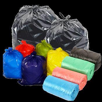 قیمت انواع کیسه نایلون زباله در بازار