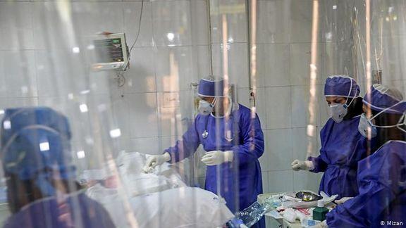ابتلای هفت هزار و ۸۰۲ بیمار جدید مبتلا به کووید۱۹ در کشور
