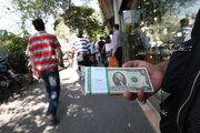 توقف ارز سهمیهای صف دلار را جمع کرد