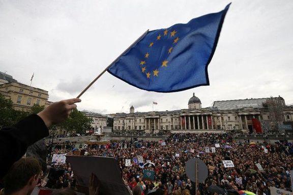 فشارها به کابینه انگلیس برای برگزاری رفراندوم دوم بریگزیت