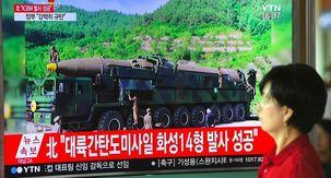 کره شمالی سایت آزمایش موشک بالستیک که می تواند آمریکا را هدف قرار دهد تخریب می کند
