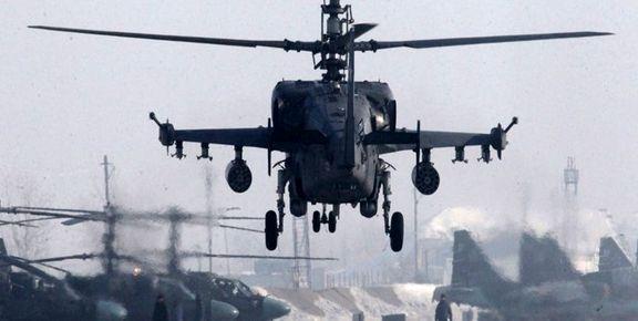 بالگرد نظامی رژیم صهیونیستی در نزدیکی شهر قدس متلاشی شد