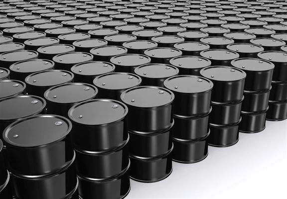 قیمت نفت هفته گذشته 8 درصد افت کرد