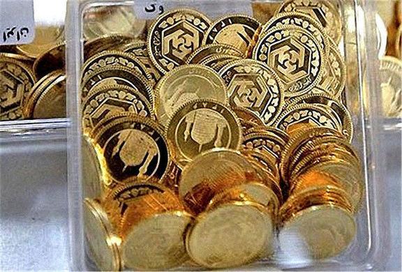 قیمت سکه ۹ میلیون و ۹۹۰ تومان شد