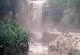 لحظه ورود وحشتناک سیل به ییلاق آق اولر شهرستان تالش در گیلان روز گذشته