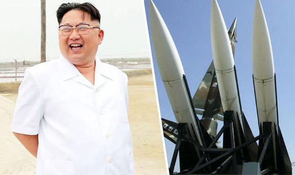 پنتاگون درباره موشک های بالستیک کره شمالی اخطار داد