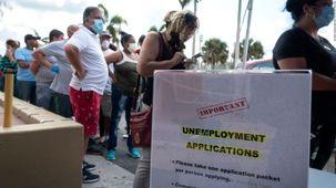 تعداد یک میلیون و 300 هزار نفر دیگر به بیکاران آمریکا اضافه شد