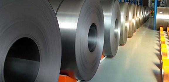 تالار محصولات صنعتی و بورس کالا عرضه ۱۶۳ هزار تن ورق فولادی را میزبانی میکند