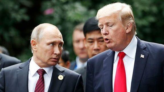 پاسخ ترامپ به خبرنگاران: چیزی که به پوتین خواهم گفت ربطی به شما ندارد