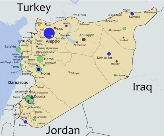 احتمال مذاکره کردها با دولت سوریه و مسکو برای پر کردن جای خالی آمریکاییها