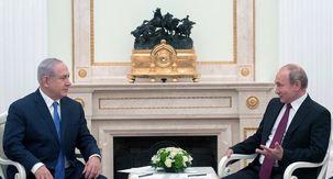 ولادیمیر پوتین تولد 70 سالگی نتانیاهو را تبریک گفت
