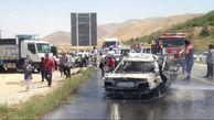 327 تصادف شهری و جاده ای در زاهدان