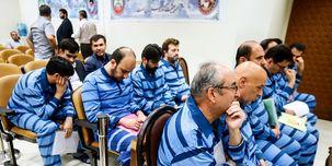 14 متهم ارزی امروز در دومین جلسه دادگاه به ریاست قاضی موحد حضور پیدا کردند