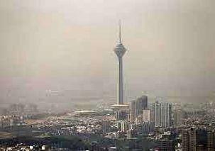 امروز هوا تهران آلوده اعلام شد