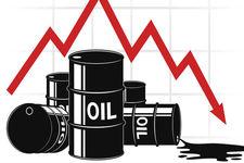 عدم تداوم  روند صعودی نفت