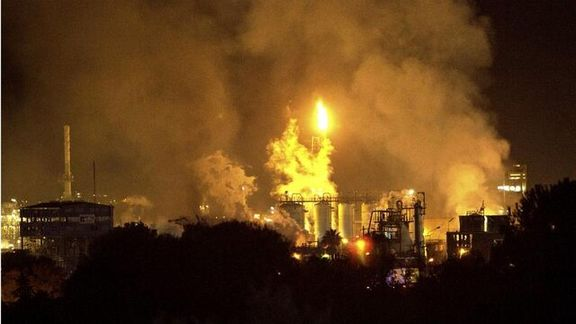 انفجار در شهر تاراگونا  اسپانیا