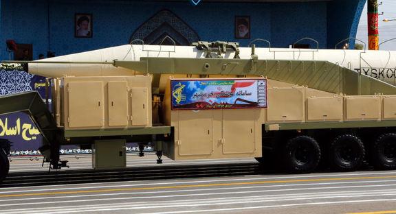 موشک «خرمشهر» قابلیت هدف قرار دادن اسرائیل را دارد