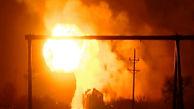 وقوع انفجار در مرکز پاکسازی مخزن شیمیایی درایندیانا / 3 نفر زخمی شدند