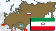 اوراسیا دروازه تجارت بینالمللی ایران/ کاهش صادرات ایران به اوراسیا در 10 ماهه امسال