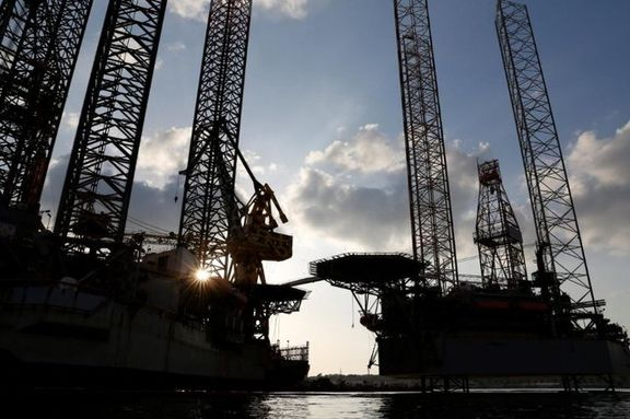 غول های نفتی آمریکا منتظر طوفان /چهارسکوی نفتی آمریکا تخلیه شد