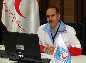 علی حیدری نجات سرپرست سازمان جوانان هلالاحمر شد