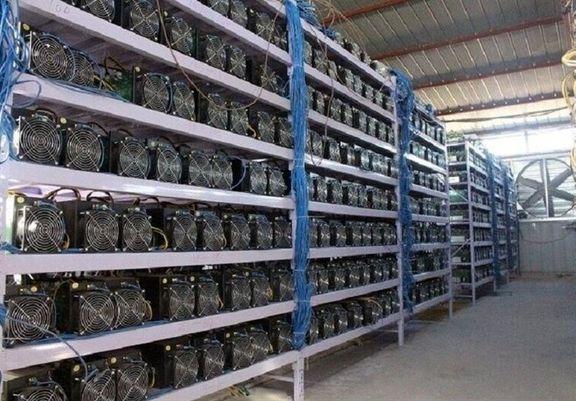 برق مراکز مجاز استخراج رمزارز قطع میشود