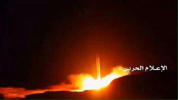 انصار الله یمن به انبار نفت شرکت آرامکو حمله موشکی کرد