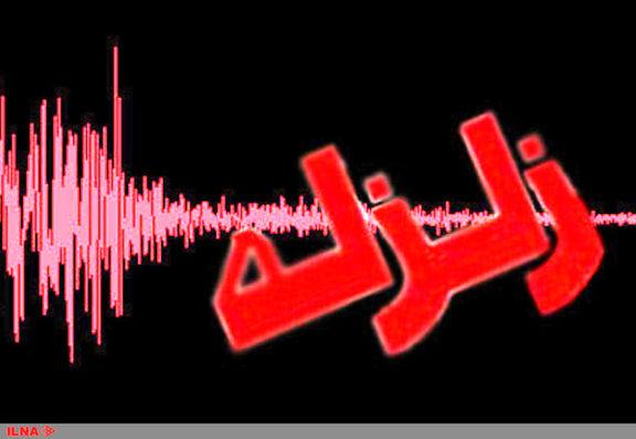 زمینلرزه ۴.۸ ریشتری باز هم ترکمنچای را لرزاند