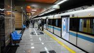 وقوع حادثه در ایستگاه مترو سعدی/ دست یکی از مصدومان قطع شد