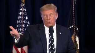 ترامپ: اگر در انتخابات پیروز شوم بعد از چهار هفته با ایران توافق خواهم کرد