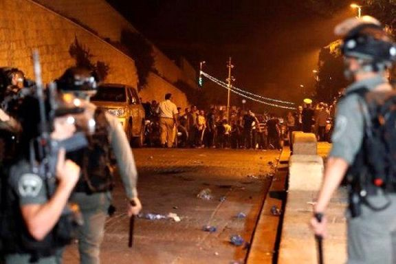 نظامیان صهیونیستی دربهای مسجدالاقصی را بستند